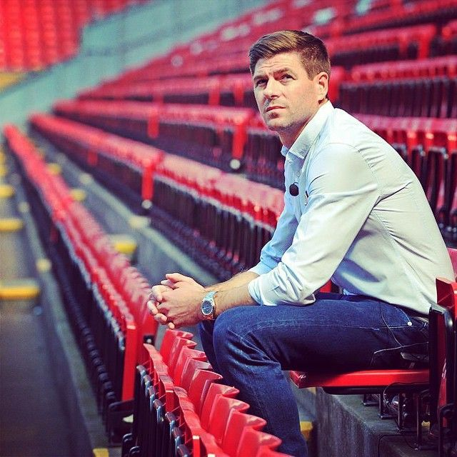 Don't miss LFCTV's brand new documentary 'Gerrard: My Liverpool' which airs tonight at 19.30 BST. #ThanksStevie