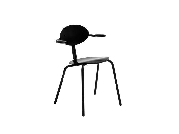 Artek - Products - Chairs & Stools - LUKKI 5AR CHAIR