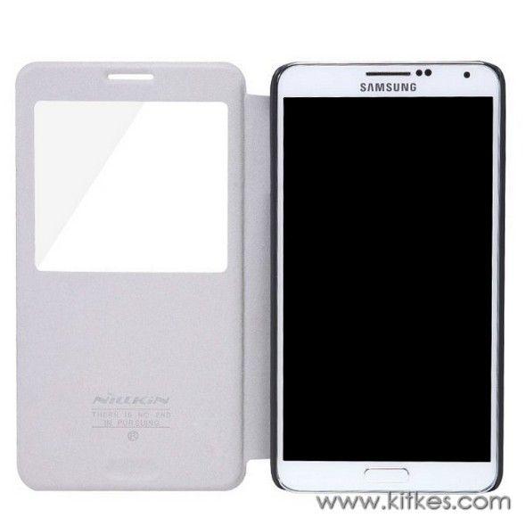 Nillkin V Leather Case Samsung Galaxy Note 3 - Rp 140.000