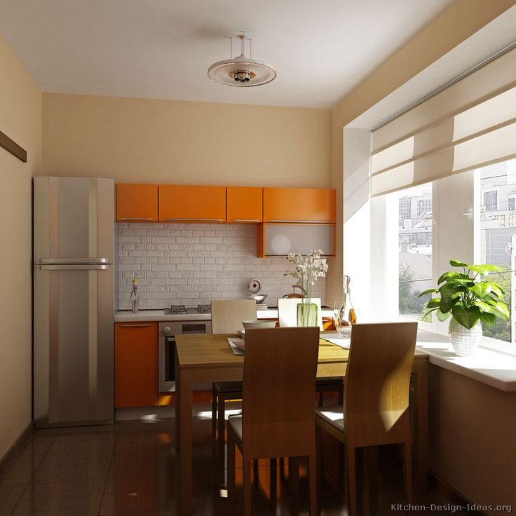 72 best Orange Kitchens images on Pinterest Kitchen ideas - pinterest kitchen ideas