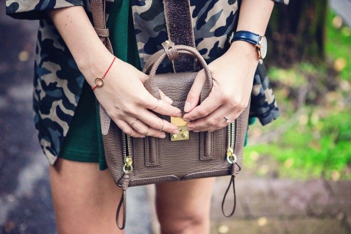 AUTUMN IN CAMO PRINT | TheCabLook darya-kamalova-thecablook-fashion-blog-street-style-outfit-ootd-choies-military-jacket-and-other-stories-jewellery-daniel-wellington-watches-axparis-dress-ash-camel-booties-3-1-phillip-lim-mini-pashli-taupe-bag-guess-sunglasses