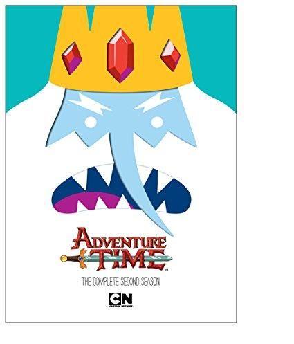 Jeremy Shada & John DiMaggio & Larry Leichliter-Adventure Time: Season 2