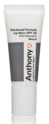Best Lip Treatment: Anthony Logistics for Men Advanced Formula Lip Balm SPF 25