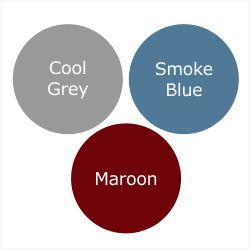 How To Wear Maroon For A Pure Summer (Cool Summer)