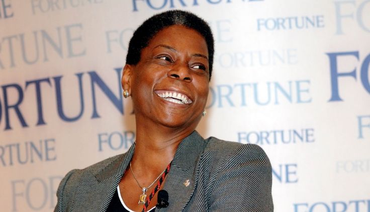Ursula Burns - CEO of Xerox and the first African American female CEO to head a Fortune 500 company, as well as the first woman to succeed another woman as the CEO of a Fortune 500 company.