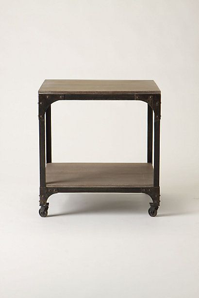 Decker End Table #anthropologie