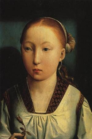 Katherine of Aragon at age eleven by Juan de Flandes. She was married to Prince Arthur of England six years later on the 19th of May 1499. In 1507, she also held the position of ambassador for the Spanish Court in England, becoming the first female ambassador in European history. For six months, she served as regent of England while Henry VIII was in France.