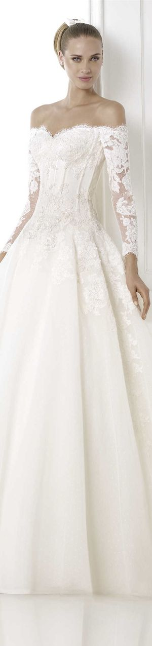 25 cute 2015 wedding dresses ideas on pinterest anna campbell pronovias 2015 bridal collection i love this junglespirit Gallery