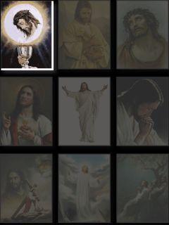 Fond d'écran animé, screensaver 240x320 pour téléreligion portable