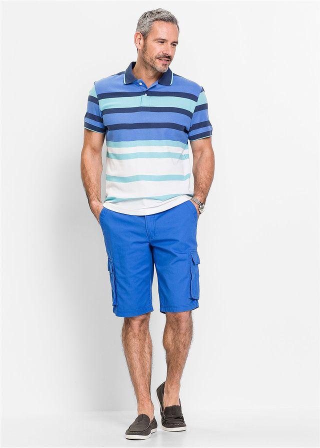 Shirt polo Regular Fit W letnich • 74.99 zł • bonprix
