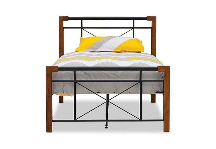 Jonathan King Single Bed | Super Amart