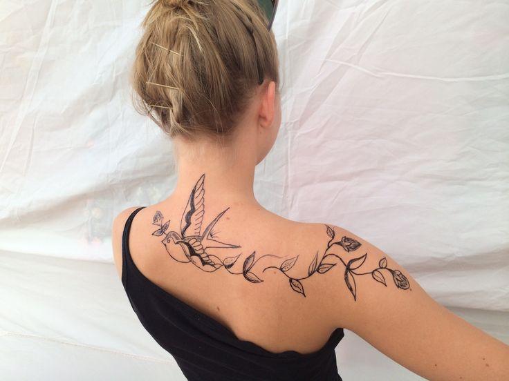 Jagua Henna Tattoo Review: Tattoos, Jagua Tattoo, Cool Henna Tattoos