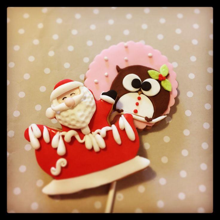 #christmascookies
