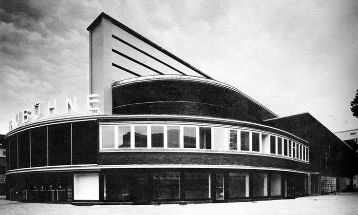 woga komplex and universum kino berlin erich mendelsohn 1925 1931 architecture pinterest. Black Bedroom Furniture Sets. Home Design Ideas