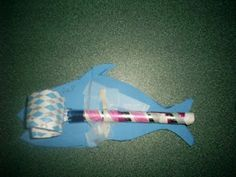 Very different Jonah craft. cute idea - tape Jonah to the inside of the blow out - the whale seems to spew him out