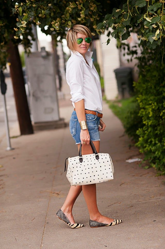 25 best white button down ideas on pinterest minimal for White shirt brown buttons