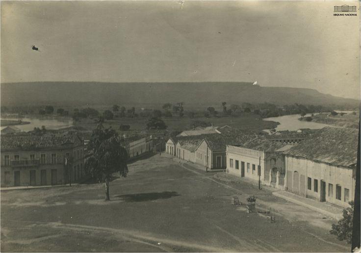 Vista da cidade de Barreiras, Bahia, s.d. Arquivo Nacional. Fundo Correio da Manhã. BR_RJANRIO_PH_0_FOT_04270_006