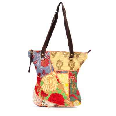 Buy Styleincraft Multi Handbag by Shfina Exports, on Paytm, Price: Rs.1799?utm_medium=pintrest #Styleincraft #buyhandbagsonline #HandmadeHandbags #authenticdesignerhandbags #womenswallets #pursesonline #handmadeitems   For More Please Visit: www.styleincraft.com Call/ WhatsApp:- +91 9978597506