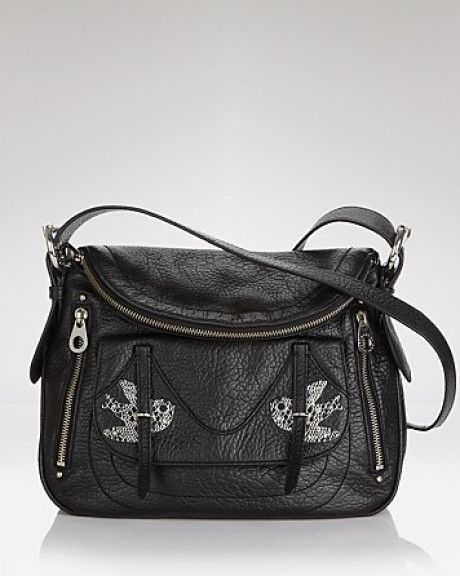 Marc By Marc Jacobs Crossbody Petal To The Metal Natasha in Black (iron) - Lyst