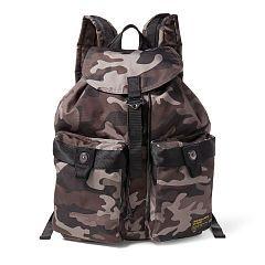 Camo-Print Military Backpack - Polo Ralph Lauren Shop All - RalphLauren.com