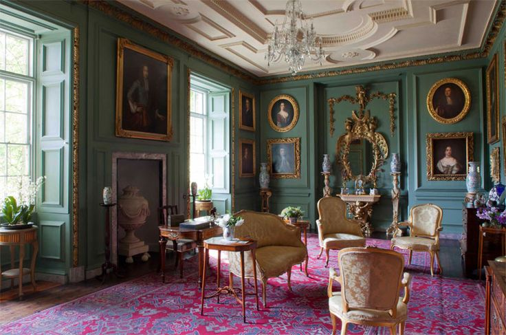 Country House Family Rooms Historic Rooms English Country Houses