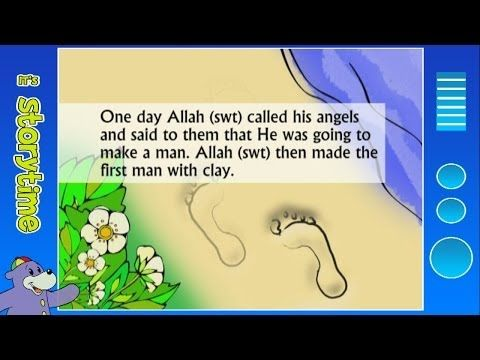▶ The Story of Prophet Adam (as) with Zaky - The First Man | HD - YouTube