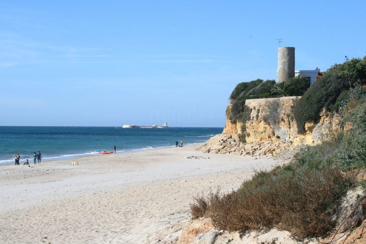 Playa de La Barrosa, Chiclana de la Frontera -