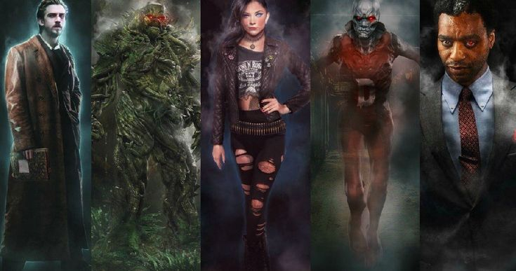 Justice League Dark Concept Art Reveals Rejected Pitch -- Joseph Kahn has shared the concept art he used in his rejected pitch for DC's Justice League Dark movie. -- http://movieweb.com/justice-league-dark-movie-concept-art-rejected-ideas/