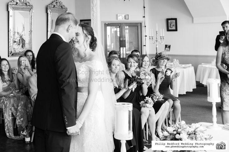 #Bride & #Groom getting married.