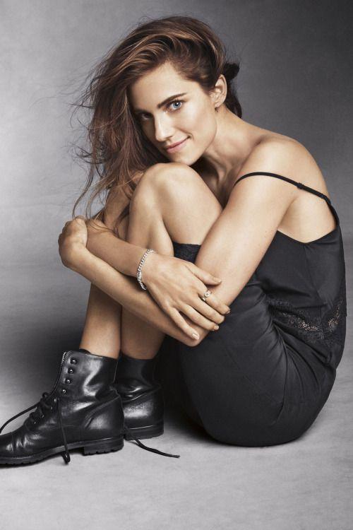Allison Williams – Photoshoot for Harper's Bazaar, November 2015