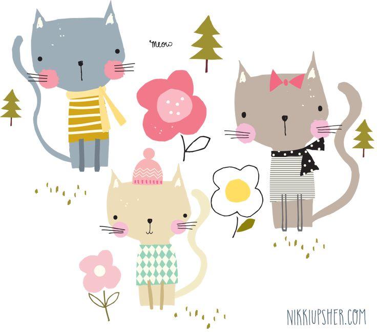 Kitten Cuties (moggies)