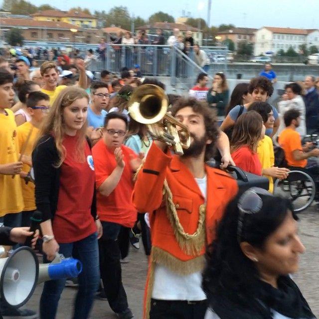 Parata in Darsena per la finale di @ravenna2019