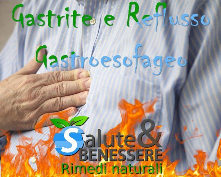 Rimedi Naturali Per Gastrite e Reflusso Gastroesofageo