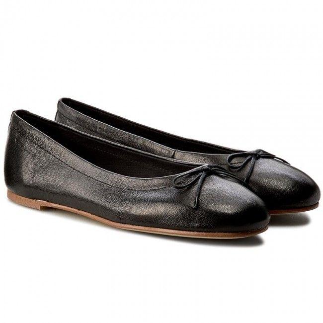 Baleriny VAGABOND - Nea 4304-201-20 Black