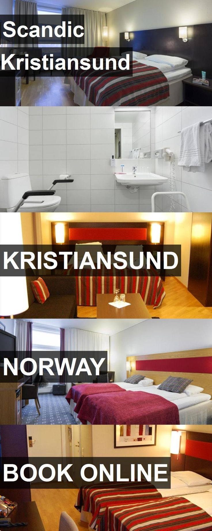 Hotel Scandic Kristiansund in Kristiansund, Norway. For more information, photos, reviews and best prices please follow the link. #Norway #Kristiansund #travel #vacation #hotel