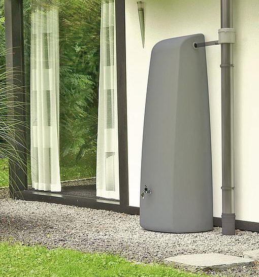 Dep sitos decorativos para recoger el agua de lluvia - Recoger agua lluvia ...