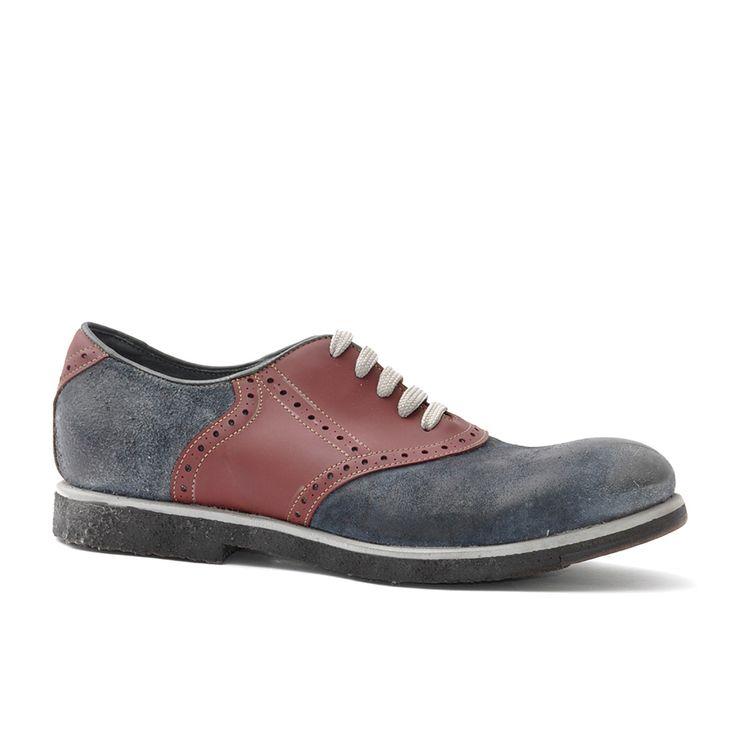 Mod. 13.555 #Mauron1959 #FallWinter2013 Collection #fashion #style #man #shoes