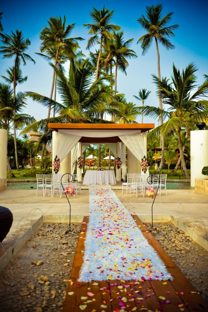 Looking For Destination Wedding Inspiration Now Larimar Punta Cana Has Everything You Need To Make