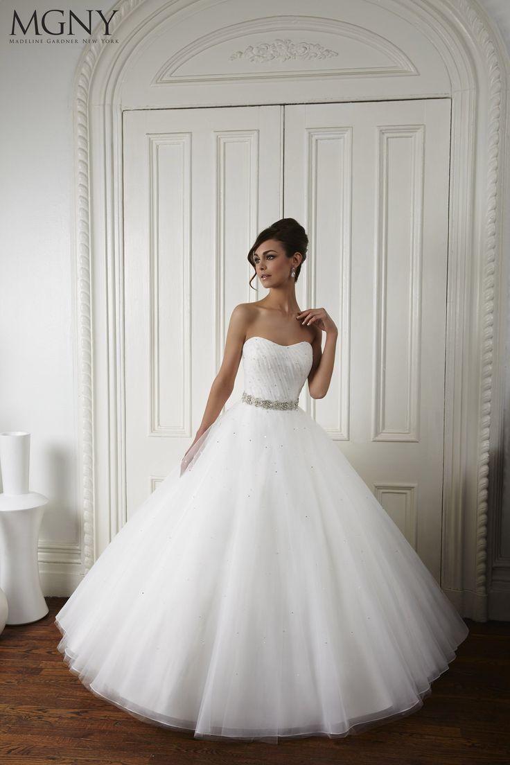 Madeline Gardner New York - Wedding dresses and bridal gowns