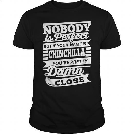CHINCHILLA - #kids #sweatshirts for women. BUY NOW => https://www.sunfrog.com/LifeStyle/CHINCHILLA-100904331-Black-Guys.html?60505