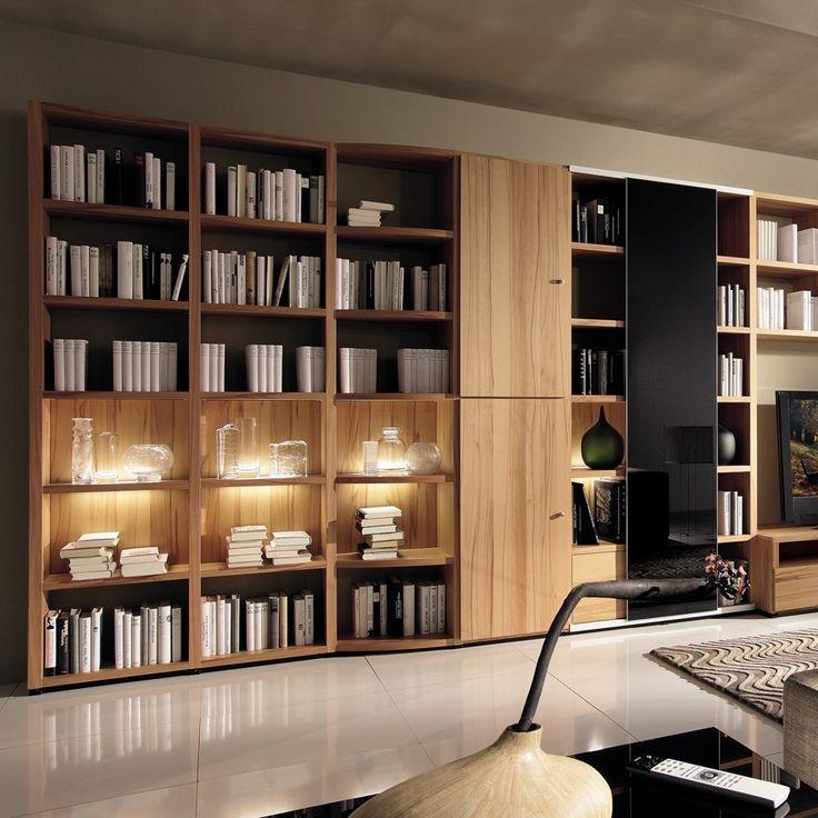 Mega-Design Bookcase - Hulsta