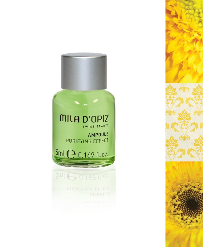Mila d'Opiz Australia - Concentrate Collection Purifying Effect. Soft and gentle on skin. Normalizes sebum production, controls bacterial growth & alleviates inflammations.