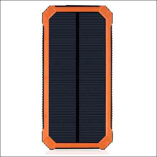 GRDE solar phone charger