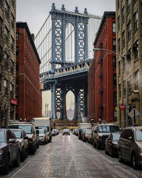 Washington Street, DUMBO, Brooklyn by bridget_pz