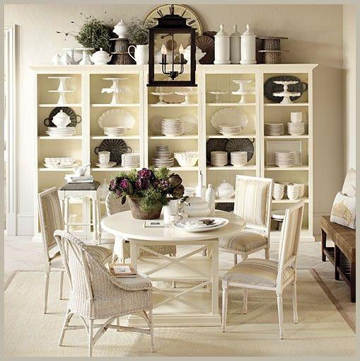 white dishes suzanne kasler