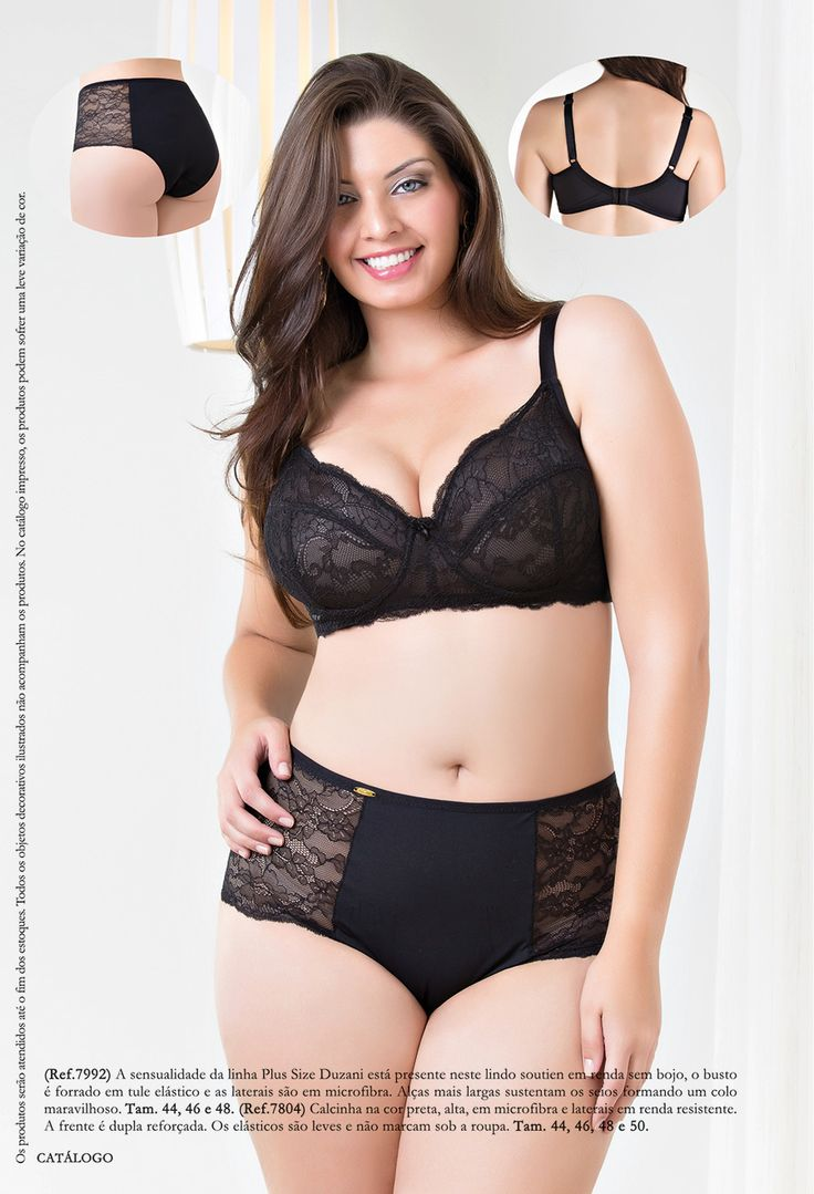 39 best Lingerie Obsession images on Pinterest | Plus size ...