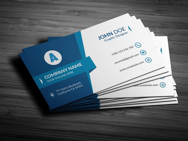 Download Now Features Easy Customizable And Editable Business Card Design In 3 75 X 2 Corporate Business Card Business Card Design Business Cards