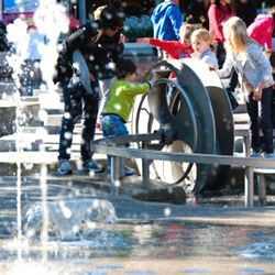Top 8 free water play parks in Sydney