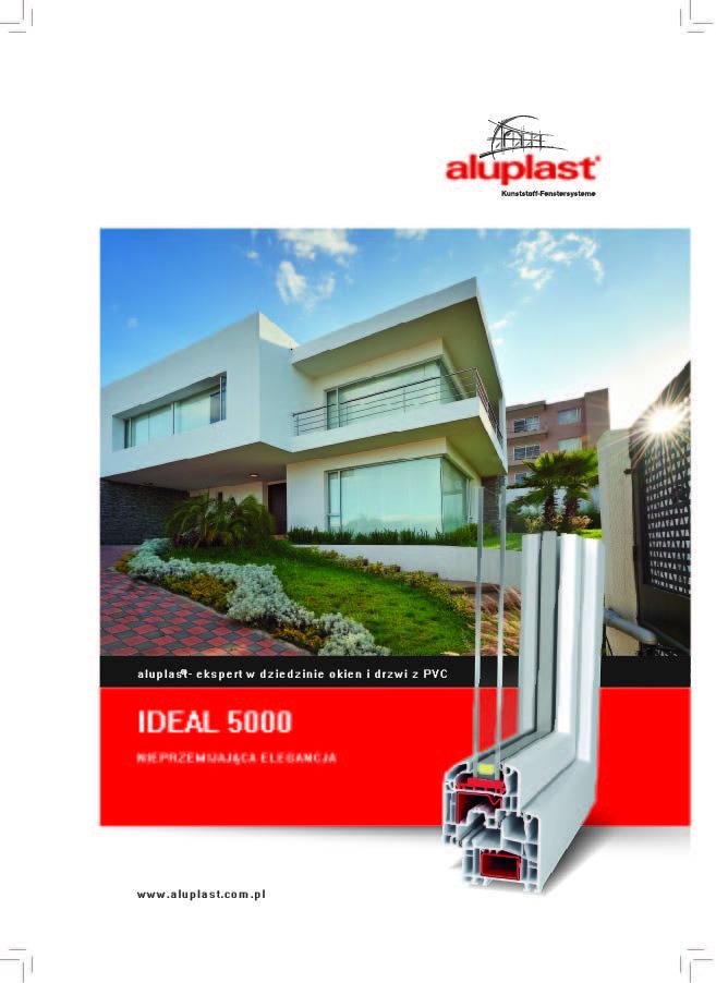 #aluplast; #ideal5000; #okna; #profile okienne; #producent profili okiennych