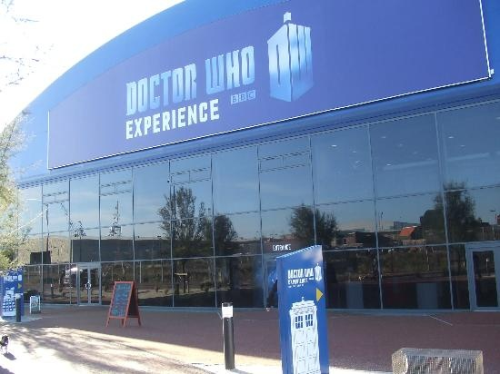 Doctor Who Experience Cardiff Bay: Dr Who Experience